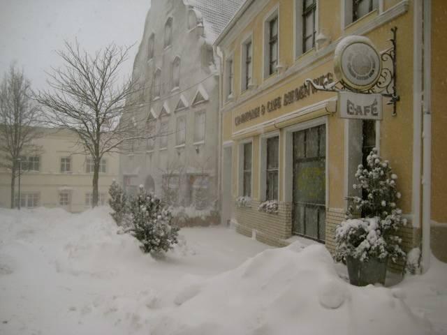 Café Biedenweg in Wolgast