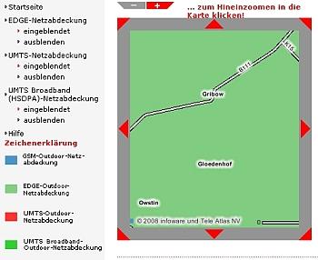 Vodaphone Darstellung