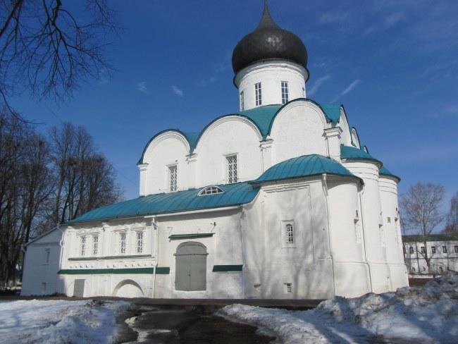 Frühling im Kreml von Alexandrov