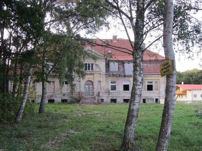 Gutshaus in Kuntzow