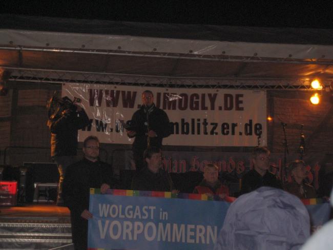 Vorpommern: demokratisch, bunt, weltoffen