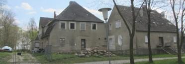 Der Gutshof des Karl Rodbertus in Jagetzow