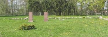 Grabstelle des Ehepaars Rodbertus