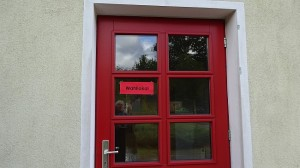 Wahllokal in Gribow